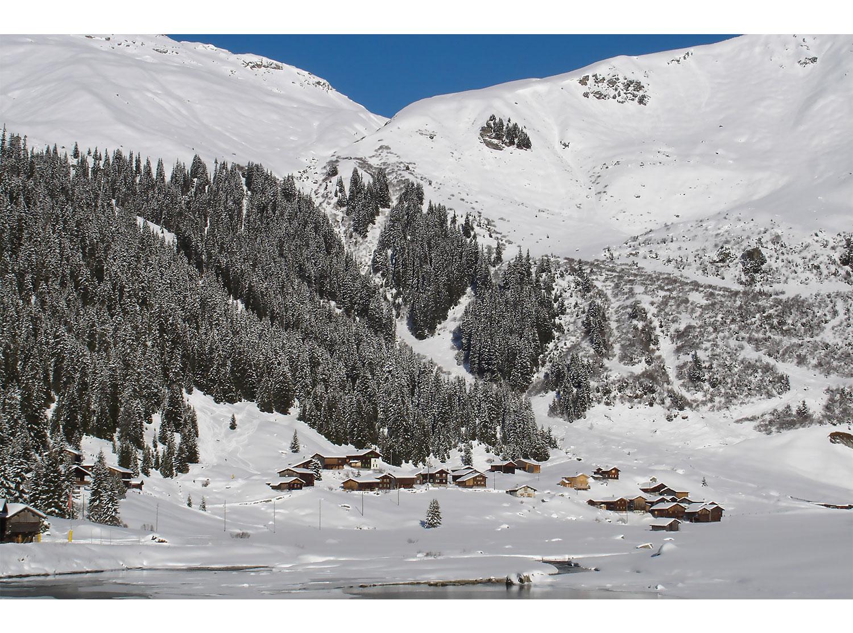 Gemsli – Das Berg(Zu)haus