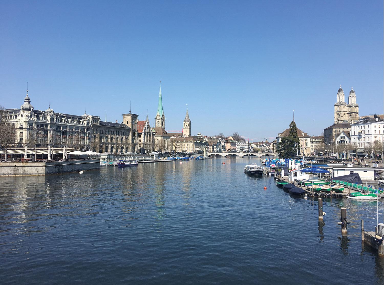Am Puls Von Zürich